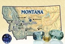 Montana Mementos / Take something special home to commemorate your trip to beautiful Montana!