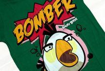 Футболки Angry Birds / Молодежные мужские футболки с культовыми персонажами известной компьютерной игры Angry Birds. В нашем магазине продаются только лицензионные футболки Angry Birds. Многие майки выпущены лимитированной серией limited edition.