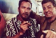 Arnold és Stallone