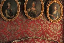 Historic Interiors / Here are some delicious snippets from historic homes