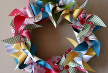Birthday Party: Pinwheels & Polka Dots