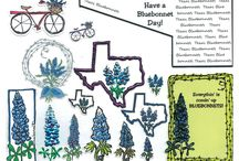 Texana Designs Stamps Collages / by Texana Designs - Jimmye Sue Mitchell
