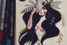 Dibujos / Dibujos tribal