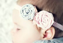 Hair bows / by Susan Zielinski