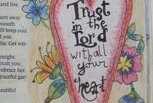 Illustrated faith / Bible journaling