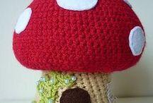 MY CRAFT- Crochet toys