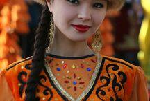 turkic girls