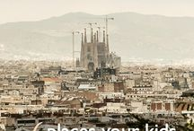 Barcelona / All the must-see sights in Barcelona, from the best restaurants to the top hotels.