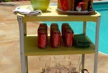 Beverage cart