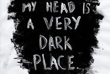 Marti Potyka / Depression and darkness are the most scary things for me...