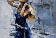 Painting: Alexi Zaitsev