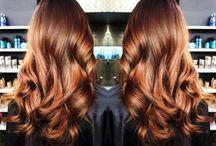 Ny hårfärg!!