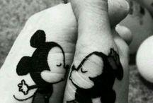 Small Tattoo love