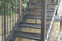 Stairs external