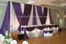 weeding head table