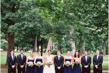 Bridal Parties / by Monika Greenaway