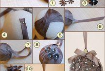 Crafts. DIY Deco Ideas