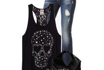 Vaatteet <3