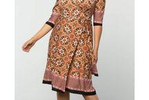 Plus Size Wrap Dresses
