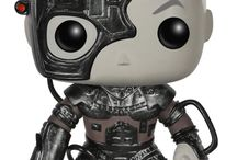 Funko POP TV Locutus of Borg Action Figure