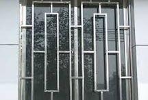 Protección ventanales