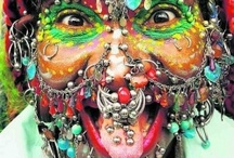 Body Modification / Tats and Piercings / by Sandy Cordes Nelson