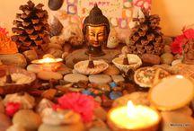 Medidation corner