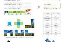 M [티커 스크린] / 간단한 티커를 포함해 무엇이든 만들 수 있는 Impression M Series dksso입니다.