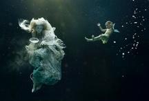 Underwater / by Amanda Zito Tsingtao