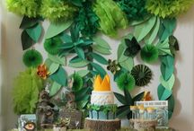 Wild Things Birthday Party