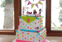 cakes for girls 7 years old