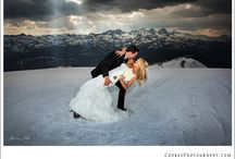 Mammoth & Convict Lake weddings / Wedding photography in the Mammoth Lakes and Convict Lake area