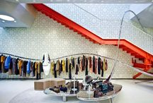 Marni. / A collection of work that we have done for Marni over the years. Although each store can be defined as Marni we also try to incorporate an element of location and special design to each store to help it become more unique.