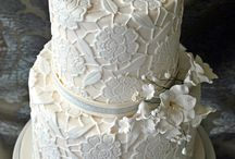 Wedding cake / 2 layers