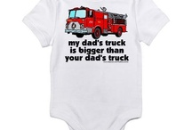 Daddy's Lil Fire Fighter / by Kristin Golden