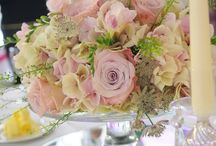 Estelle and Andy / Ideas for wedding flowers