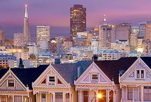 San Francisco till LA / Resa