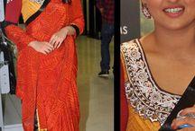 Sonakshi Sinha R. Rajkumar Bollywood Replica Saree