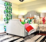 Bedrooms / by Katherine Morehead