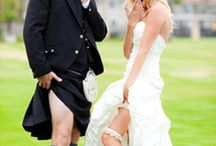 Kilt Wedding