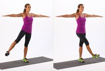 Thigh and Leg Exercises