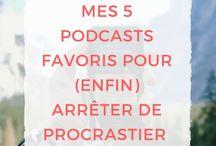 Podcasts en français