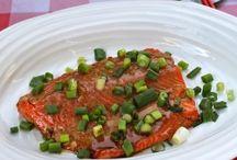Salmon Recipes / All things salmon