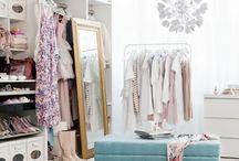 Closets / Board for Closets i like and i designed