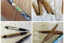 Pens / Handmade pens