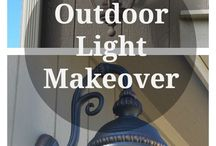 Outdoor lighting update