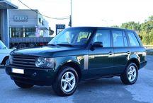 Land Rover Range Rover 3.0 Td6 5p. 12990 euros