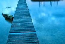 Embarcaderos / Caminos de madera