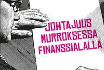 Johtajuus murroksessa finanssialalla