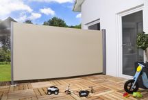 Markisen / Stilvolle und praktische Markisen für optimalen Sonnenschutz und mehr Privatsphäre.